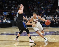 NCAA Women's Basketball Sweet Sixteen - #1 UConn 72 vs. #5 Duke 59 (27)