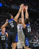 NCAA Women's Basketball Sweet Sixteen - #1 UConn 72 vs. #5 Duke 59 (33)