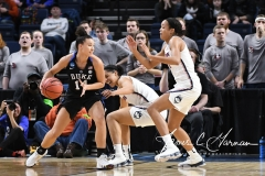 NCAA Women's Basketball Sweet Sixteen - #1 UConn 72 vs. #5 Duke 59 (35)