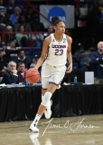 NCAA Women's Basketball Sweet Sixteen - #1 UConn 72 vs. #5 Duke 59 (37)