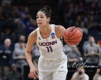 NCAA Women's Basketball Sweet Sixteen - #1 UConn 72 vs. #5 Duke 59 (42)