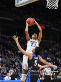 NCAA Women's Basketball Sweet Sixteen - #1 UConn 72 vs. #5 Duke 59 (43)