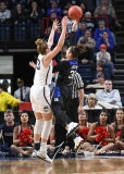 NCAA Women's Basketball Sweet Sixteen - #1 UConn 72 vs. #5 Duke 59 (47)
