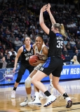 NCAA Women's Basketball Sweet Sixteen - #1 UConn 72 vs. #5 Duke 59 (51)