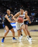 NCAA Women's Basketball Sweet Sixteen - #1 UConn 72 vs. #5 Duke 59 (65)