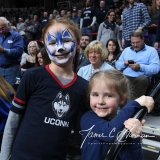 NCAA Women's Basketball Sweet Sixteen - #1 UConn 72 vs. #5 Duke 59 (7)