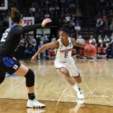 NCAA Women's Basketball Sweet Sixteen - #1 UConn 72 vs. #5 Duke 59 (71)