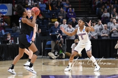 NCAA Women's Basketball Sweet Sixteen - #1 UConn 72 vs. #5 Duke 59 (78)