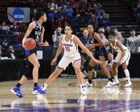 NCAA Women's Basketball Sweet Sixteen - #1 UConn 72 vs. #5 Duke 59 (80)