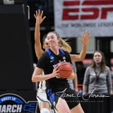 NCAA Women's Basketball Sweet Sixteen - #1 UConn 72 vs. #5 Duke 59 (81)