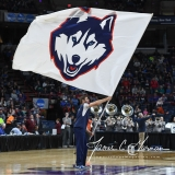 NCAA Women's Basketball Sweet Sixteen - #1 UConn 72 vs. #5 Duke 59 (82)