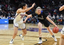 NCAA Women's Basketball Sweet Sixteen - #1 UConn 72 vs. #5 Duke 59 (88)