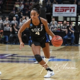 NCAA Women's Basketball Sweet Sixteen - #1 UConn 72 vs. #5 Duke 59 (99)