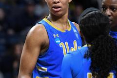 NCAA Women's Basketball Sweet Sixteen - #2 UConn 69 vs. #4 UCLA 61 (100)
