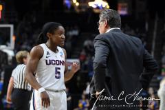 NCAA Women's Basketball Sweet Sixteen - #2 UConn 69 vs. #4 UCLA 61 (101)