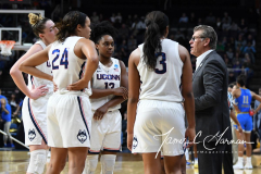 NCAA Women's Basketball Sweet Sixteen - #2 UConn 69 vs. #4 UCLA 61 (102)