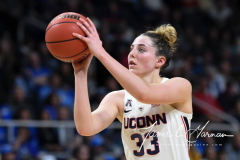 NCAA Women's Basketball Sweet Sixteen - #2 UConn 69 vs. #4 UCLA 61 (106)