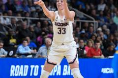 NCAA Women's Basketball Sweet Sixteen - #2 UConn 69 vs. #4 UCLA 61 (109)