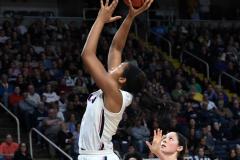 NCAA Women's Basketball Sweet Sixteen - #2 UConn 69 vs. #4 UCLA 61 (111)