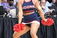 NCAA Women's Basketball Sweet Sixteen - #2 UConn 69 vs. #4 UCLA 61 (112)