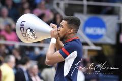 NCAA Women's Basketball Sweet Sixteen - #2 UConn 69 vs. #4 UCLA 61 (113)