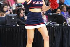 NCAA Women's Basketball Sweet Sixteen - #2 UConn 69 vs. #4 UCLA 61 (114)