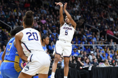 NCAA Women's Basketball Sweet Sixteen - #2 UConn 69 vs. #4 UCLA 61 (116)