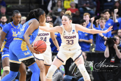 NCAA Women's Basketball Sweet Sixteen - #2 UConn 69 vs. #4 UCLA 61 (117)
