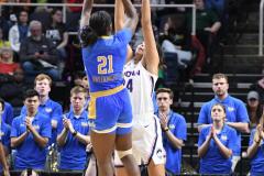 NCAA Women's Basketball Sweet Sixteen - #2 UConn 69 vs. #4 UCLA 61 (118)