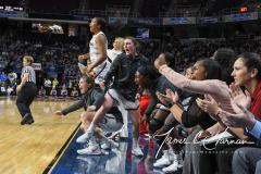 NCAA Women's Basketball Sweet Sixteen - #2 UConn 69 vs. #4 UCLA 61 (119)