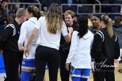 NCAA Women's Basketball Sweet Sixteen - #2 UConn 69 vs. #4 UCLA 61 (12)