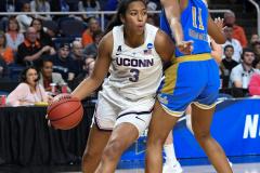 NCAA Women's Basketball Sweet Sixteen - #2 UConn 69 vs. #4 UCLA 61 (127)