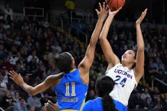 NCAA Women's Basketball Sweet Sixteen - #2 UConn 69 vs. #4 UCLA 61 (128)