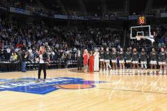 NCAA Women's Basketball Sweet Sixteen - #2 UConn 69 vs. #4 UCLA 61 (13)