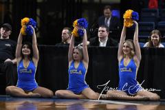 NCAA Women's Basketball Sweet Sixteen - #2 UConn 69 vs. #4 UCLA 61 (133)