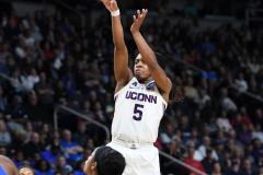 NCAA Women's Basketball Sweet Sixteen - #2 UConn 69 vs. #4 UCLA 61 (135)