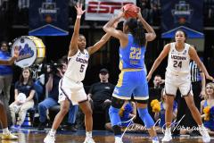 NCAA Women's Basketball Sweet Sixteen - #2 UConn 69 vs. #4 UCLA 61 (137)