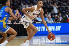 NCAA Women's Basketball Sweet Sixteen - #2 UConn 69 vs. #4 UCLA 61 (143)