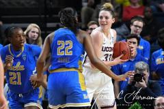 NCAA Women's Basketball Sweet Sixteen - #2 UConn 69 vs. #4 UCLA 61 (144)