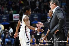 NCAA Women's Basketball Sweet Sixteen - #2 UConn 69 vs. #4 UCLA 61 (146)
