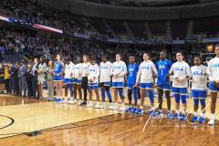 NCAA Women's Basketball Sweet Sixteen - #2 UConn 69 vs. #4 UCLA 61 (15)