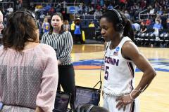 NCAA Women's Basketball Sweet Sixteen - #2 UConn 69 vs. #4 UCLA 61 (151)
