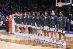 NCAA Women's Basketball Sweet Sixteen - #2 UConn 69 vs. #4 UCLA 61 (16)