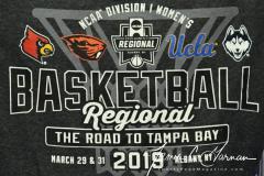 NCAA Women's Basketball Sweet Sixteen - #2 UConn 69 vs. #4 UCLA 61 (2)