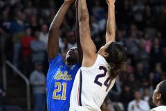 NCAA Women's Basketball Sweet Sixteen - #2 UConn 69 vs. #4 UCLA 61 (27)