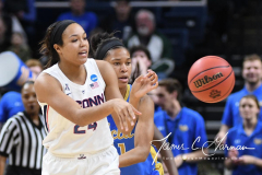 NCAA Women's Basketball Sweet Sixteen - #2 UConn 69 vs. #4 UCLA 61 (28)