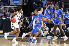 NCAA Women's Basketball Sweet Sixteen - #2 UConn 69 vs. #4 UCLA 61 (30)