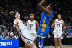 NCAA Women's Basketball Sweet Sixteen - #2 UConn 69 vs. #4 UCLA 61 (36)