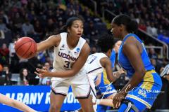 NCAA Women's Basketball Sweet Sixteen - #2 UConn 69 vs. #4 UCLA 61 (37)