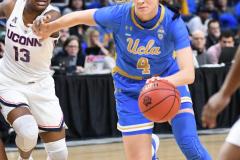 NCAA Women's Basketball Sweet Sixteen - #2 UConn 69 vs. #4 UCLA 61 (38)